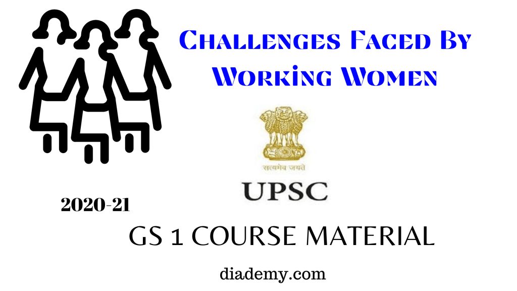 Challenges Faces By women