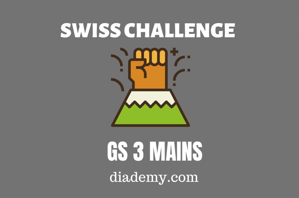 SWISS CHALLENGE