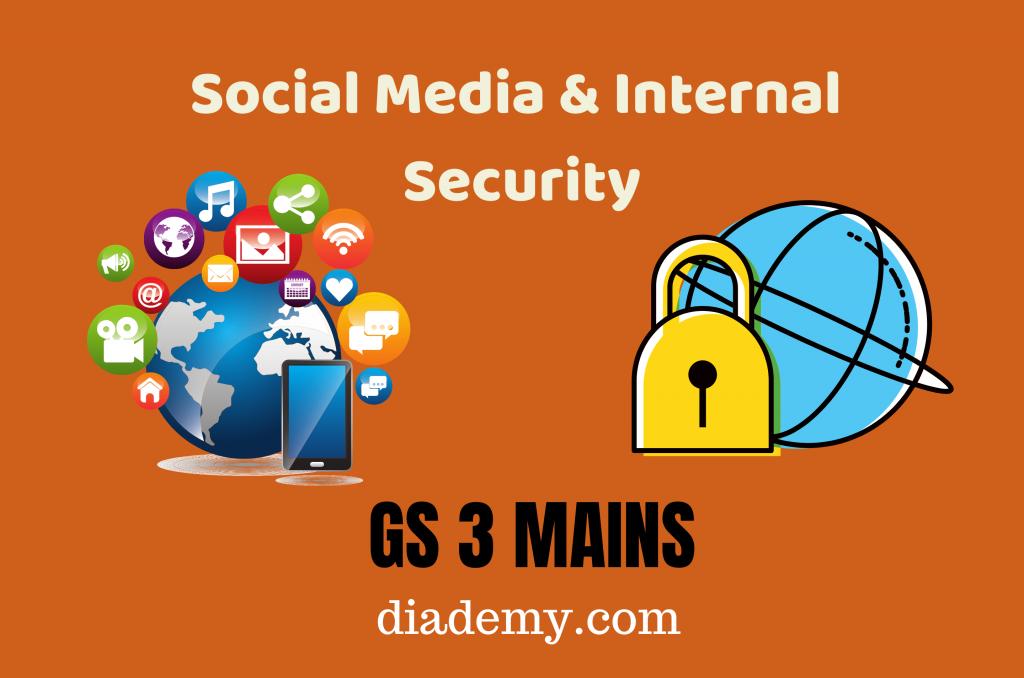 Social Media & Internal Security