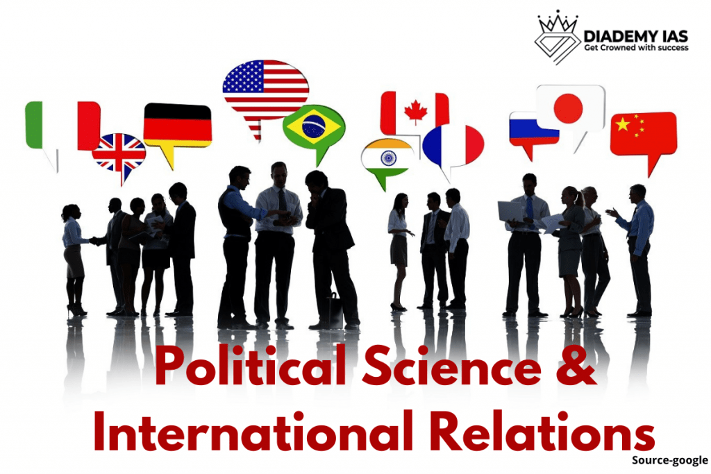 Political Science and International Relations