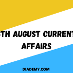 18TH AUGUST, 2020 : DAILY CURRENT AFFAIRS FOR UPSC PRELIMS & MAINS