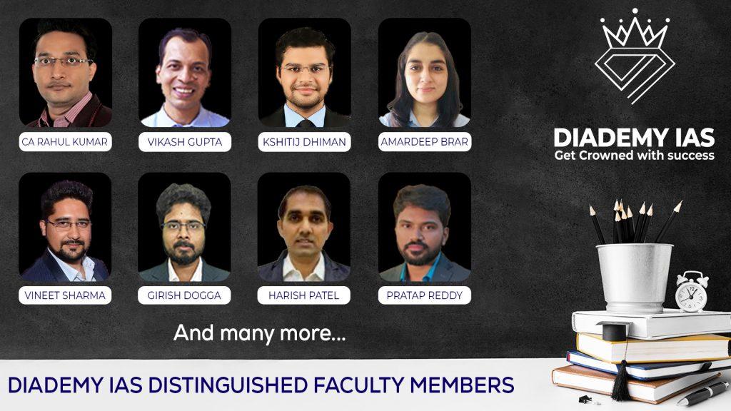 DIADEMY IAS Faculty