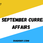 3RD SEPTEMBER DAILY CURRENT AFFAIRS FOR UPSE PRELIMS& MAINS