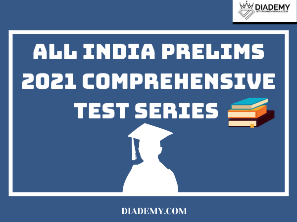 Prelims test Series