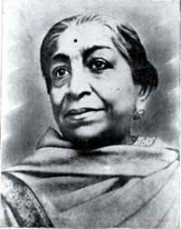 Sarojini Naidu The Nightingale of India