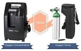 Oxygen Concentrators Vs Oxygen Cylinders