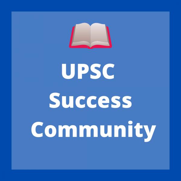 upsc success community