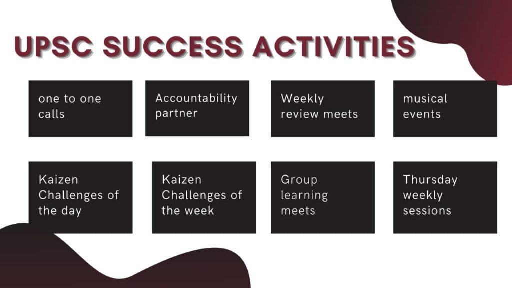 upsc success