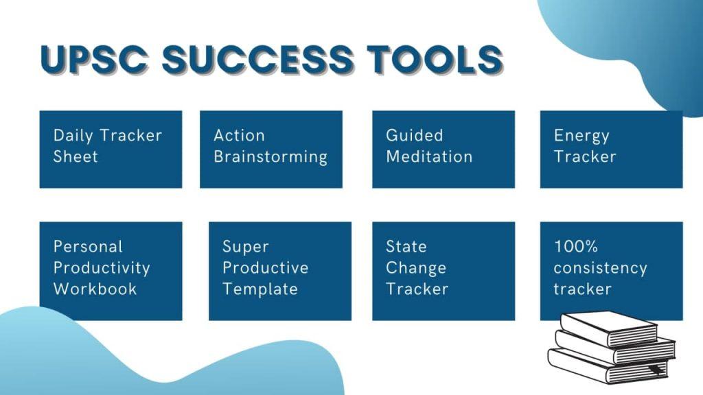 upsc success tools