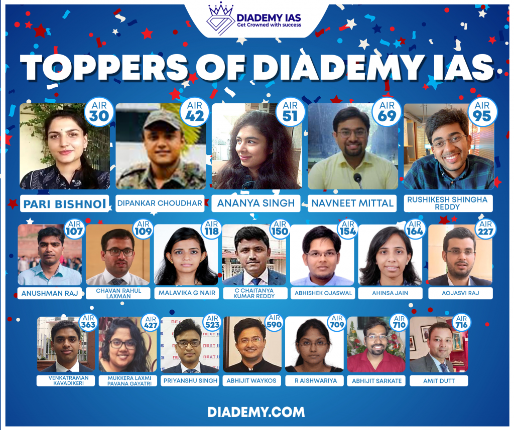 diademy toppers