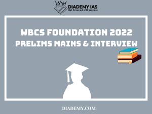 wbcs foundation course